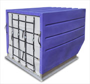 Color Air Cargo Container, ULD Container Color, Custom Color Air Cargo Container, Custom ULD container
