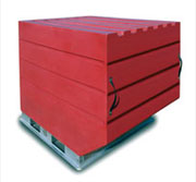 ULD Single Piece Poly Shell, ULD Container, Single Piece ULD Shell, ULD Body, Air Cargo Container body