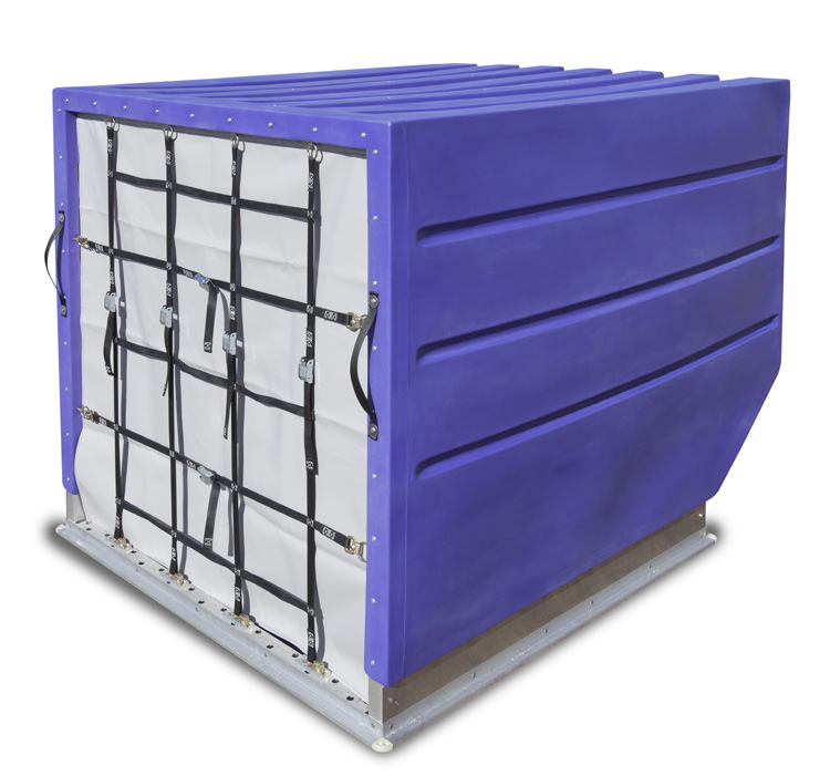 LD 3 Air Cargo Container