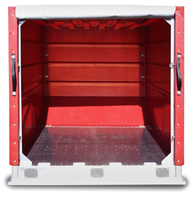 LD 3, AKE Container, AKE ULD Container, LD 3 ULD, Granger Aerospace LD 3, Air Cargo LD 3